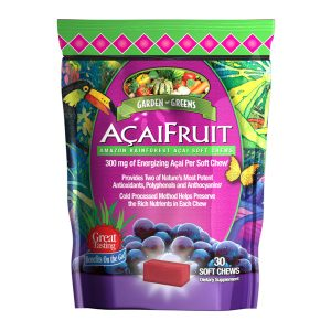package design acaifruit