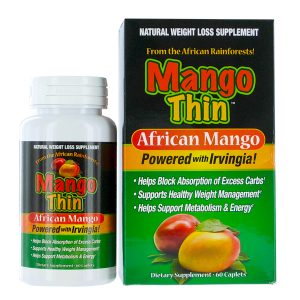 mango thin package design